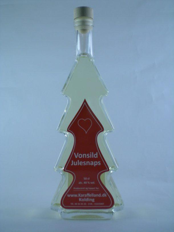 Vonsild julesnaps, 500 ml.